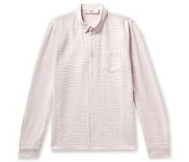 Hampus Textured-Cotton Shirt