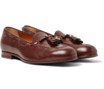 Loomis Leather Tasselled Loafers