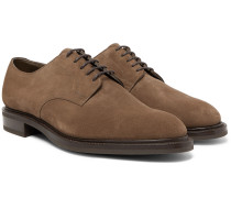 Windermere Suede Derby Shoes