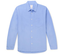 Albacore Enthusiast Embroidered Cotton Shirt