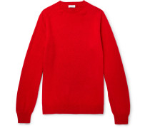 Wool Sweater - Red