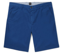 Crigan Stretch-cotton Twill Shorts