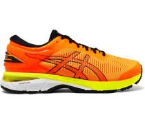 Gel-kayano 25 Mesh And Rubber Running Sneakers