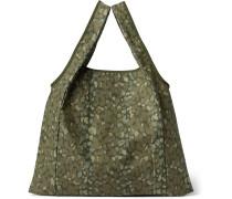 Printed Cotton Tote Bag