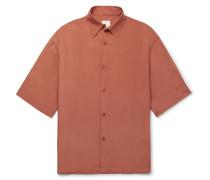 Oversized Voile Shirt