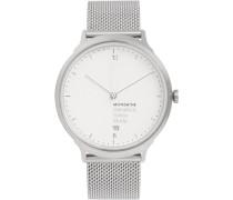 Helvetica No1 Light Stainless Steel Watch