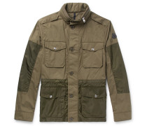Agard Cotton And Shell Field Jacket