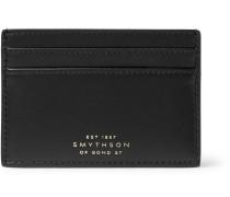 Leather Cardholder - Black