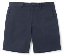 Knightsbridge Stretch-cotton Shorts