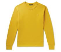 Fairview Fleece-Back Cotton-Jersey Sweatshirt