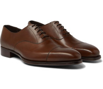 + George Cleverley Harry Leather Oxford Shoes