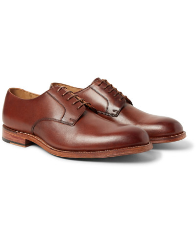 Liam Leather Derby Shoes