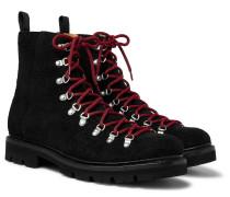 Brady Suede Boots