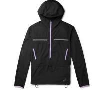 + Kiko Kostadinov Ripstop Half-Zip Hooded Jacket