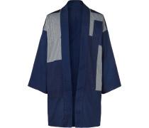 Reversible Patchwork Denim Jacket