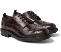 Traction Leather Wingtip Brogues