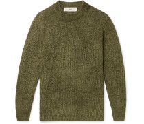 Leth Ribbed-Knit Sweater