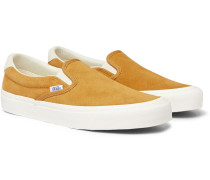 Og 59 Lx Suede Slip-on Sneakers