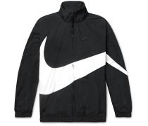 Sportswear Logo-Print Shell Jacket