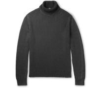 Milton Watercolour-dyed Cashmere Rollneck Sweater