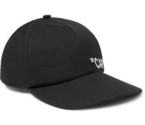 Printed Cotton-twill Baseball Cap