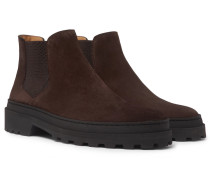 Marcus Suede Chelsea Boots