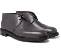 Grove Leather Chukka Boots