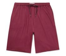 Basel Stretch-Micro Modal Jersey Drawstring Shorts
