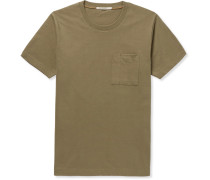 Kurt Worker Organic Cotton-jersey T-shirt