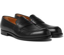 Dennis Leather Loafers