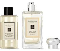 Wood Sage & Sea Salt Cologne And Black Cedarwood & Juniper Body Wash Set - Colorless