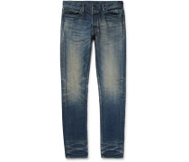 The Cast 2 Skinny-fit Distressed Denim Jeans