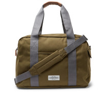 Deve Canvas Holdall - Army green