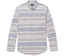 Carolina Striped Cotton Shirt