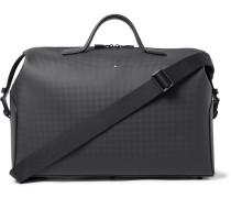 Extreme 2.0 Leather Duffle Bag - Black