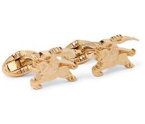 Gold-tone Cufflinks - Gold