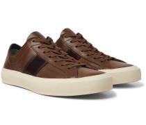 Cambridge Leather Sneakers
