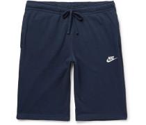 Cotton-jersey Shorts