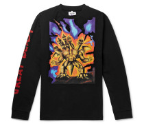 + Monster in My Pocket Printed Cotton-Jersey T-Shirt