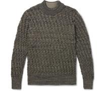 Stark Slim-Fit Virgin Wool Mock-Neck Sweater