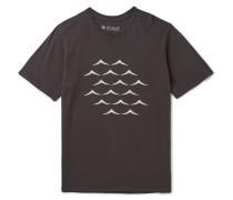 Riemann Printed Cotton-Jersey T-Shirt