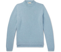 Isy Cashmere Sweater - Blue