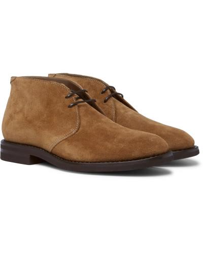 Holen Sie Sich Die Neueste Mode Brunello Cucinelli Herren Suede Chukka Boots Outlet Mode-Stil Spielraum Offiziellen Suche Zum Verkauf Online-Verkauf fyJ32ckd
