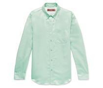 Sander Satin-Twill Shirt
