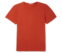 Anders Slub Organic Cotton-jersey T-shirt