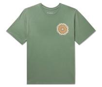 Stile Printed Cotton-Jersey T-Shirt