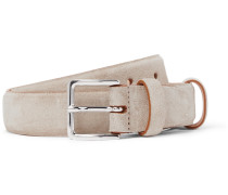 3cm Suede Belt