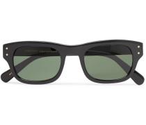 Nebb Square-frame Acetate Sunglasses