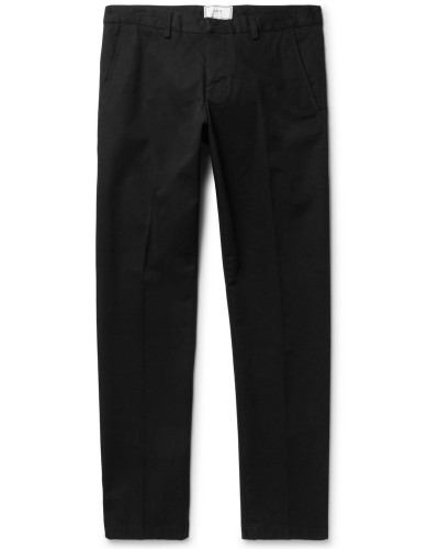 Slim-fit Cotton-twill Chinos