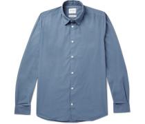 Hans Organic Cotton-poplin Shirt